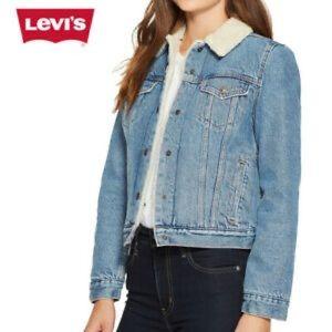 Levi Sherpa lined jacket